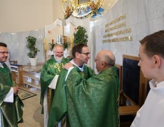Czterdziesta rocznica święceń kapłańskich Ojca Ignacego