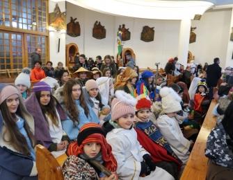 Spotkanie Kolędników Misyjnych w Krynicy Zdroju